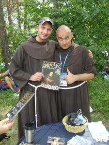 br. Fabian i o. Lech Dorobczyński